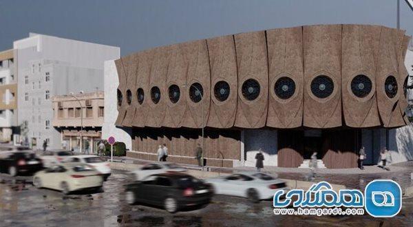 طراحی داخلی موزه دفینه برنده جایزه انجمن معماری شد