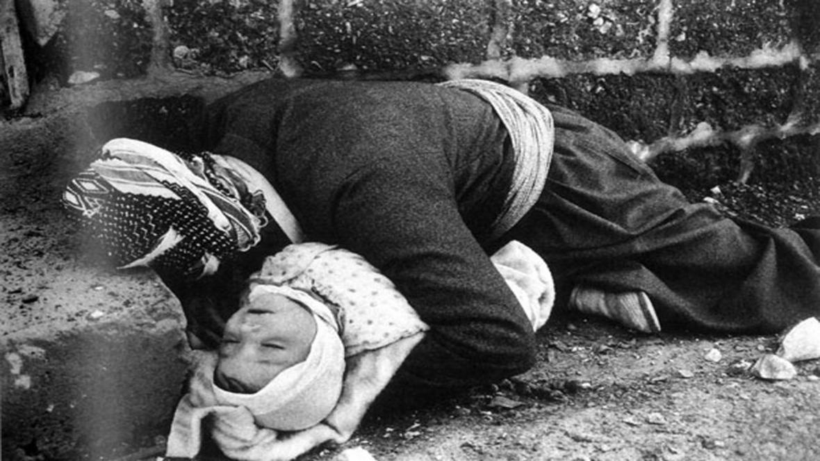 روایت یک شبکه اروپایی از پیامد های فاجعه بار بمباران شیمیایی سردشت