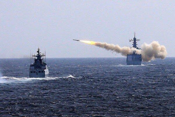 چین در 4 دریای پیرامونی رزمایش برگزار می نماید