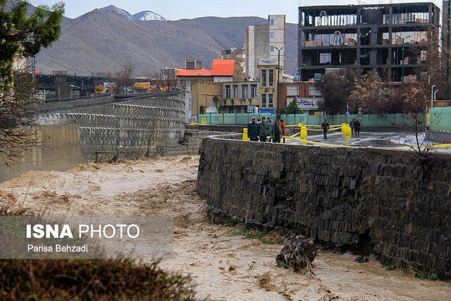 لطفی که سیلاب به استان مرکزی کرد