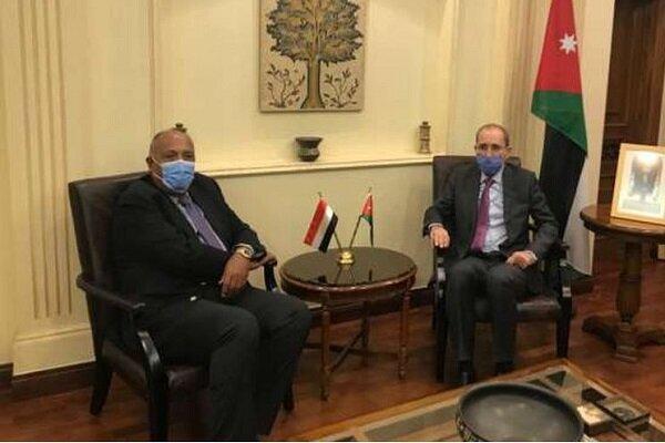 قاهره میزبان وزرای خارجه مصر، اردن و عراق خواهد بود