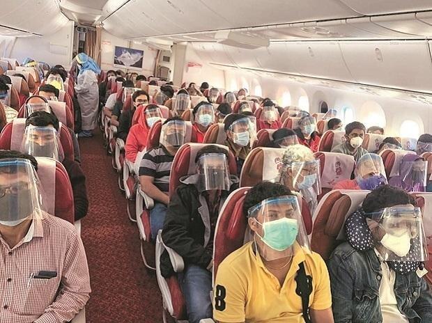 نگرانی شدید از انتقال کرونا در پروازهای طولانی مدت