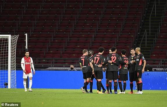 آژاکس 0 - 1 لیورپول؛ آغاز شیرین در لیگ قهرمانان