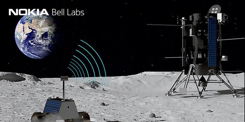 کره ماه به اینترنت 4G LTE مجهز می گردد