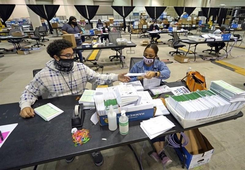 رسانه آمریکایی: خبری از سرنوشت برگه های رای گمشده در پنسیلوانیا نیست