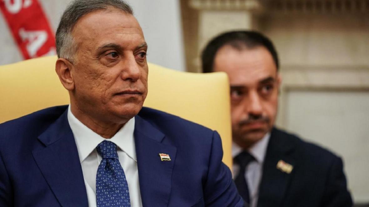 نخست وزیر عراق با وزیر دفاع انگلیس ملاقات کرد