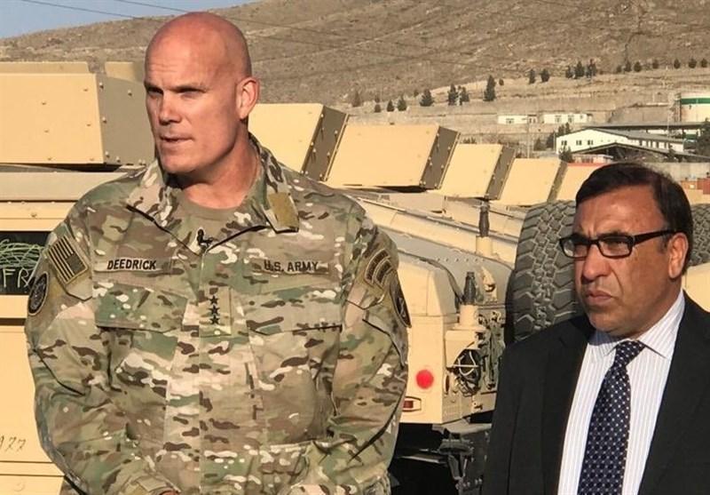 ژنرال دیدریک: تشدید حملات طالبان افزایش حملات هوایی آمریکا را در پی دارد