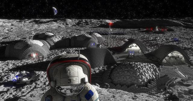 استخراج اکسیژن از خاک ماه؟!