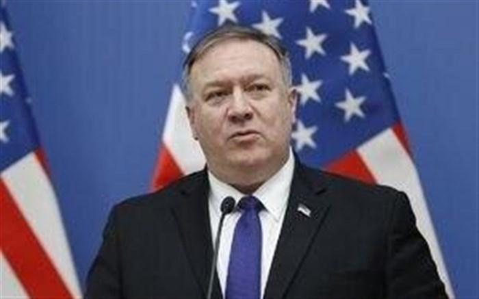 گفت وگوی وزیر خارجه آمریکا با ولیعهد امارات در مورد ایران