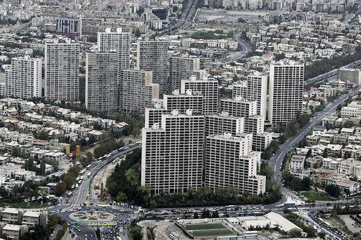 افزایش خیره کننده معامله زمین در تهران