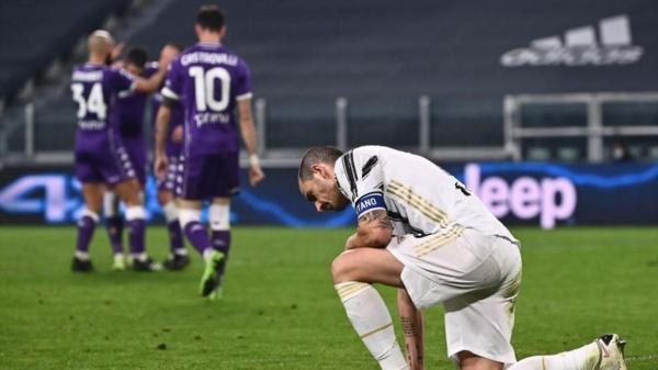 اولین شکست فصل یوونتوس به دست فیورنتینا رقم خورد