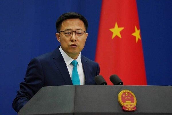تحریم های آمریکا علیه پکن تداوم کوشش برای تسلط واشنگتن برجهان است