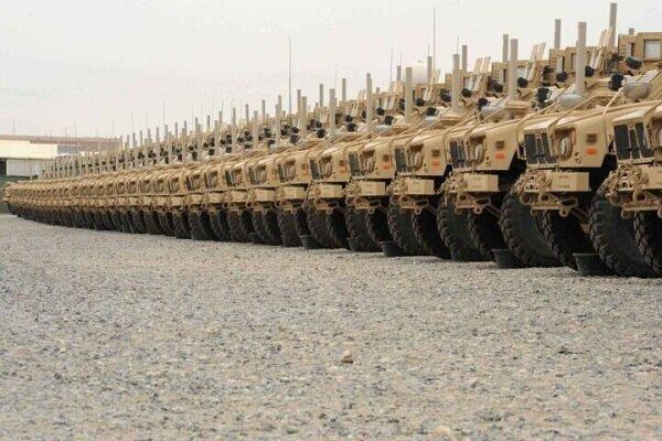 5 کشور عربی در میان 10 کشور بیشترین واردکنندگان سلاح قرار دارند