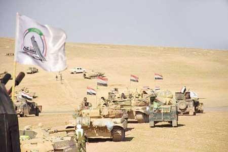عملیات تروریستی در عراق برای ماه مبارک رمضان خنثی شد