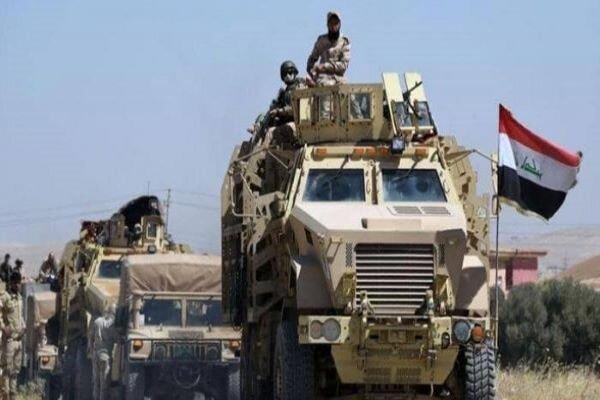 ممانعت نیروهای عراقی از ورود تروریستها از سوریه به عراق