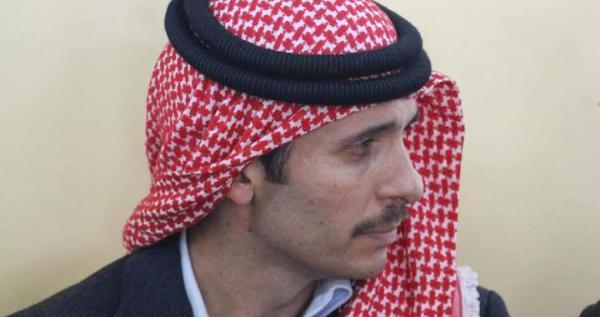 خبرنگاران بازداشت ولیعهد پیشین اردن همراه با 20 تن دیگر