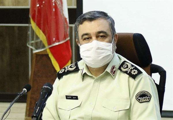 خبرنگاران فرمانده ناجا از جانباز بابلسری دلجویی کرد