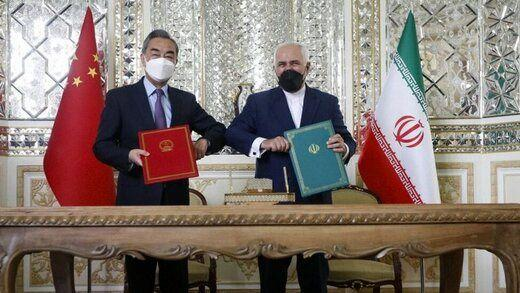 مورد محرمانه ای در سند ایران و چین هست؟