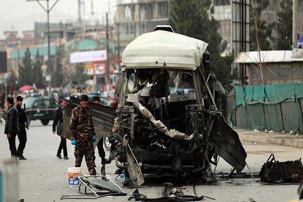انفجار بمب در یک خودرو در افغانستان با 4 کشته و 24 زخمی