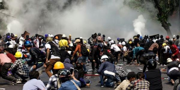 پکن: از حل مشکل میانمار استقبال می کنیم