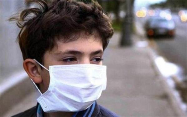 توصیه های کرونایی؛ به بچه ها بیاموزید که ماسک خیس را تعویض کنند