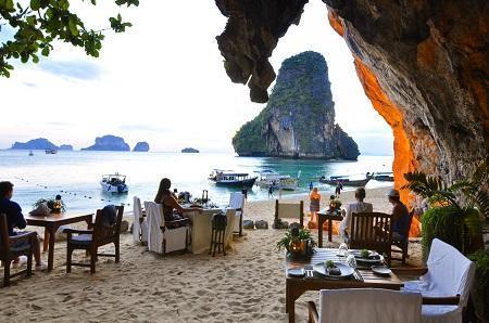 جزیره کرابی، بهشت زیبا و رویایی تایلند