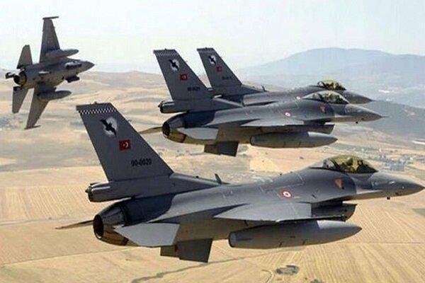 ترکیه استان دهوک در شمال عراق را بمباران کرد