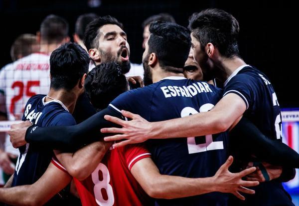 ایران 3 - بلغارستان 0؛ پیروزی عظیم شاگردان آلکنو در سه ست متوالی