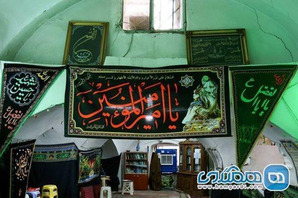 بازسازی نمای قدیمی ترین مسجد شهر تهران شروع شد