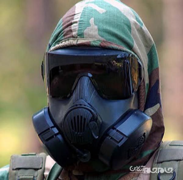 با کلاه خود تازه سربازان، بدون احتیاج به ماسک از گزند حملات بیولوژیکی و شیمیایی در امان بمانید