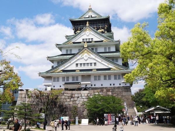 اوساکا بهشت عجایب در ژاپن