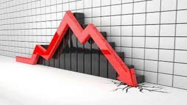 ریزش شدید شاخص کل بورس، فرایند صعودی بازار متوقف شد