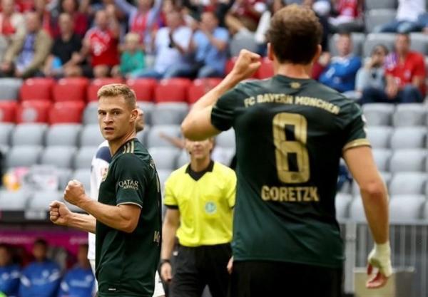 تور آلمان: بوندس لیگا، بایرن مونیخ با 7 گل بوخوم را تحقیر کرد و صدرنشین شد