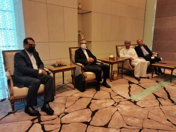 تور عمان لحظه آخری: باقری به عمان رفت